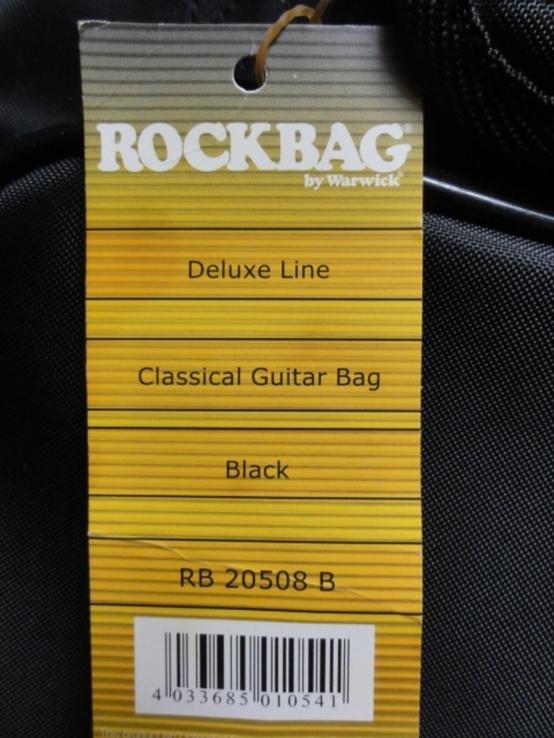 Классическая гитара Manuel Rodriguez D Rio в подарок чехол ROCKBAG RB20508B Deluxe, фото №13