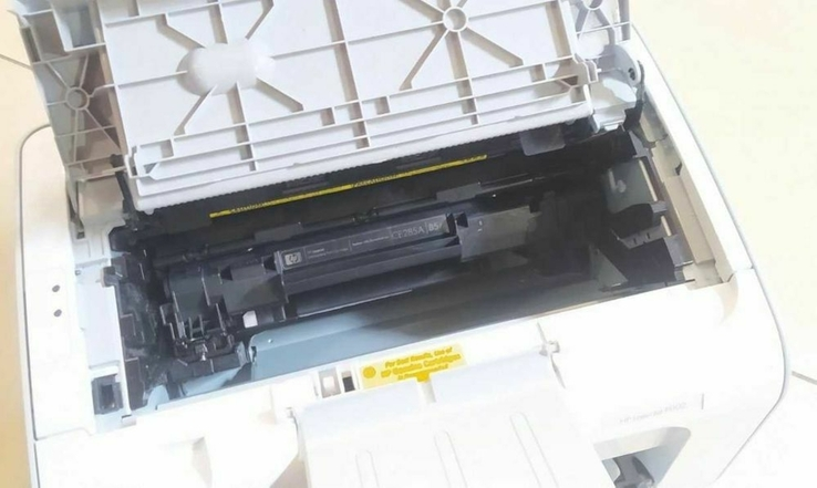 Принтер HP P1102, фото №4