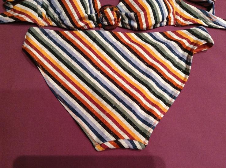 Купальник женский раздельный Радуга. LYCRA. Размер 34. Европейский размер. Чехия. CA., фото №4