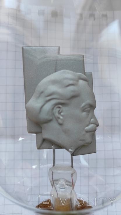 Агитационная юбилейная лампочка СССР, фото №4