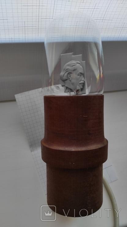 Агитационная юбилейная лампочка СССР, фото №9