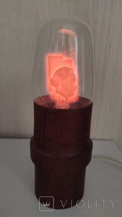 Агитационная юбилейная лампочка СССР, фото №11