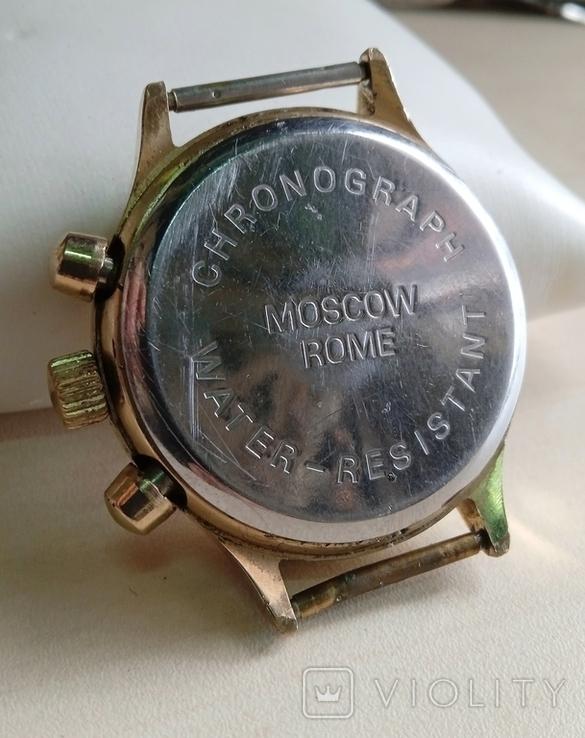 Полёт хронограф Москва Рим, 3133, ( не выкуп), фото №6