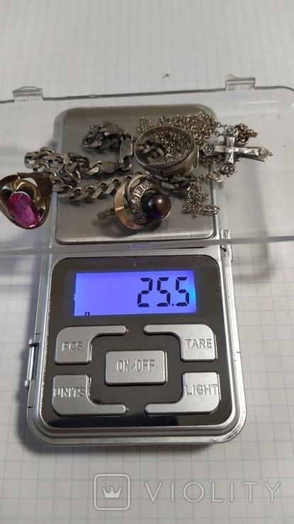Лом серебра., фото №3