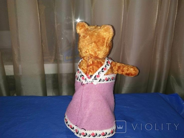 Медведица плясунья заводная рабочая, фото №4