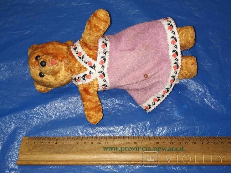 Медведица плясунья заводная рабочая, фото №5