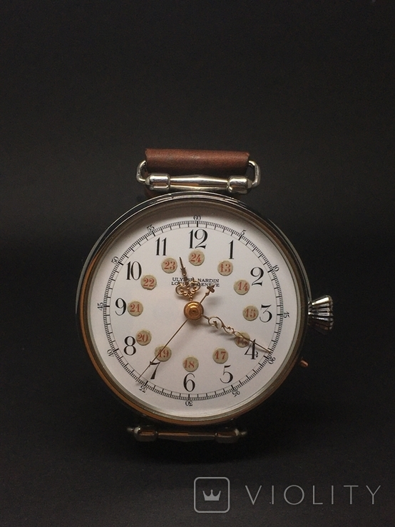 Годинник Ulysse Nardin з центральною секундою, фото №3
