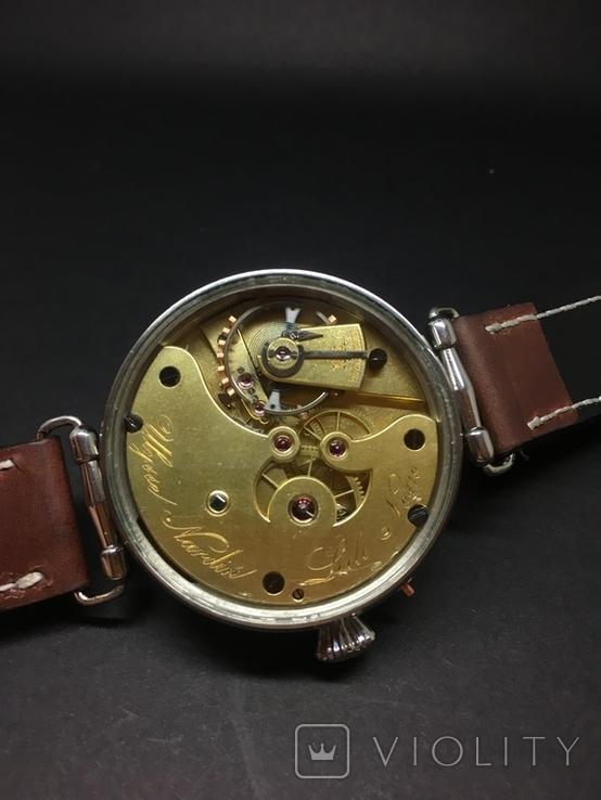 Годинник Ulysse Nardin з центральною секундою, фото №4