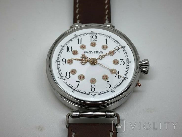 Годинник Ulysse Nardin з центральною секундою, фото №9