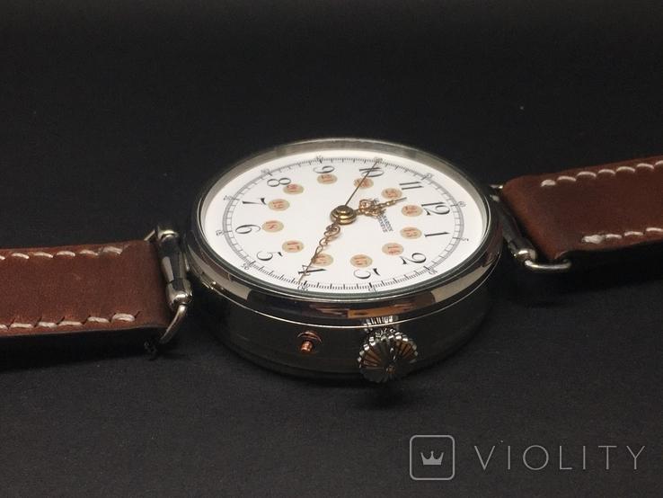 Годинник Ulysse Nardin з центральною секундою, фото №10