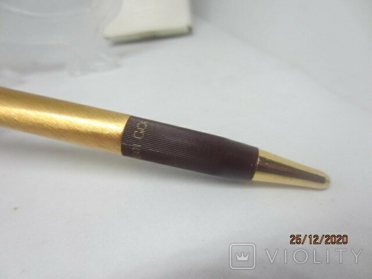 Rexpen Diplomat 1801 gold, фото №6