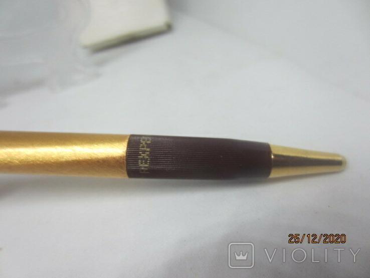 Rexpen Diplomat 1801 gold, фото №8