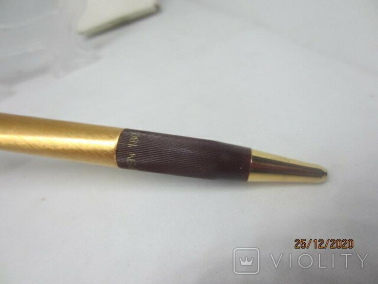 Rexpen Diplomat 1801 gold, фото №9