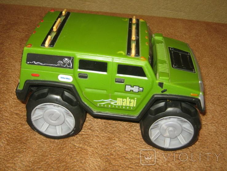 Hummer Little Tikes прочный грузовик машинка, фото №3
