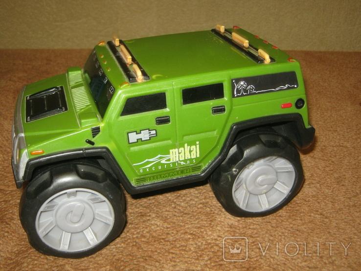 Hummer Little Tikes прочный грузовик машинка, фото №4