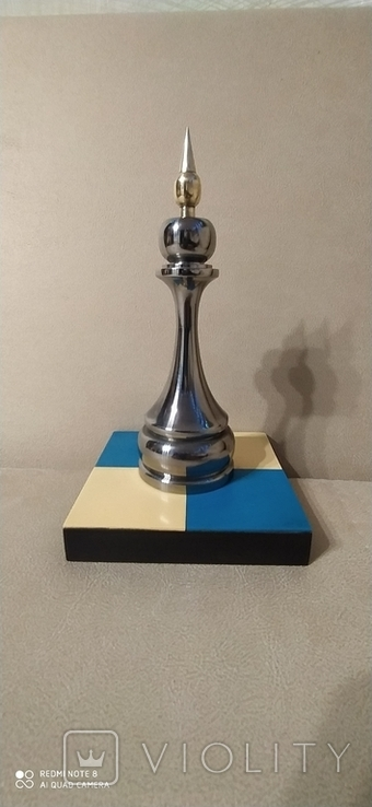 Приз победителю в шахматном турнире, фото №2