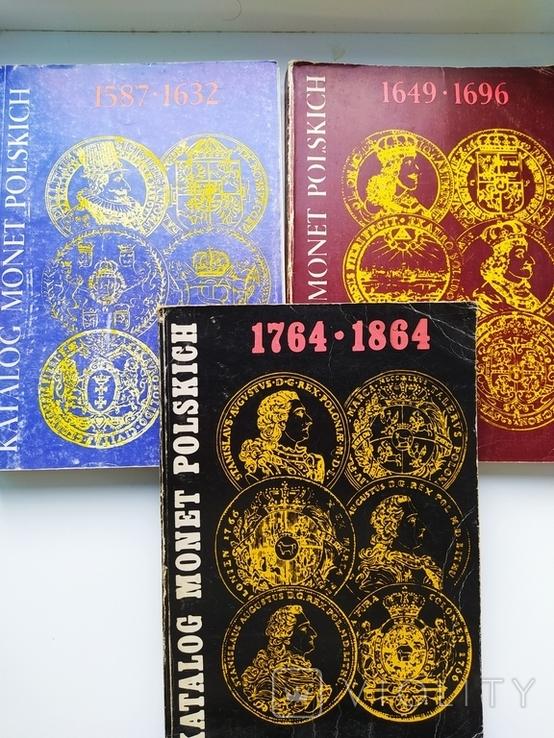 Каталог монет польских, фото №2