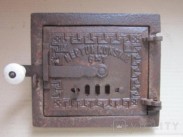 Пічні дверцята 1900р.-12, фото №2