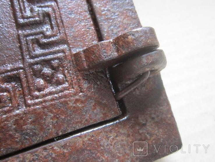 Пічні дверцята 1900р.-12, фото №7