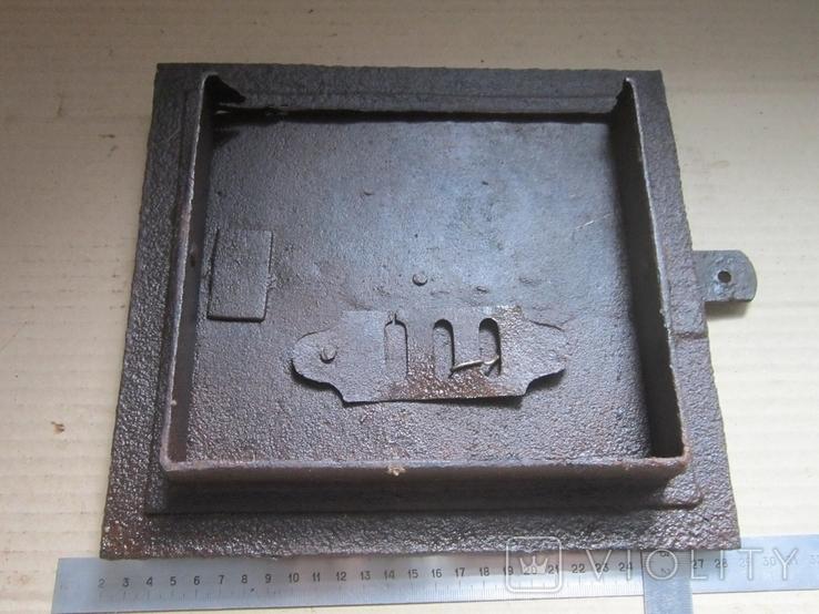 Пічні дверцята 1900р.-14, фото №10