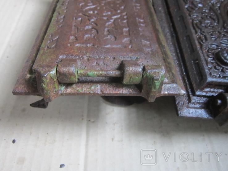 Пічні дверцята Путі 1900р.-16, фото №7