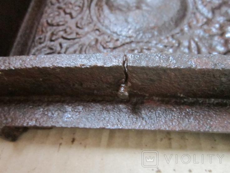 Пічні дверцята Путі 1900р.-16, фото №12