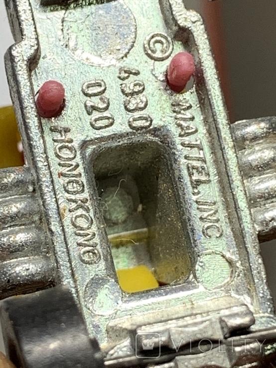 """Hot Wheels Rumblers 1.5"""" TIJUANA TAXI Fun Buggies MATTEL Zowies Beddy Bye 4930 (1970 года), фото №7"""
