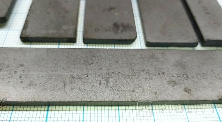 №497 Ферритовые антенны и стержни 11шт., фото №5