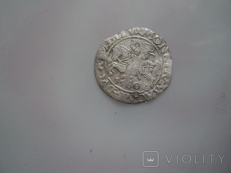 Полугрош 1560 г, фото №2