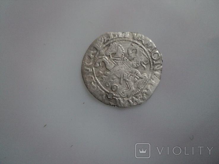 Полугрош 1560 г, фото №3