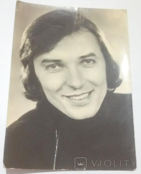 Листівка 1976. Берлін Karel Gott, фото №6