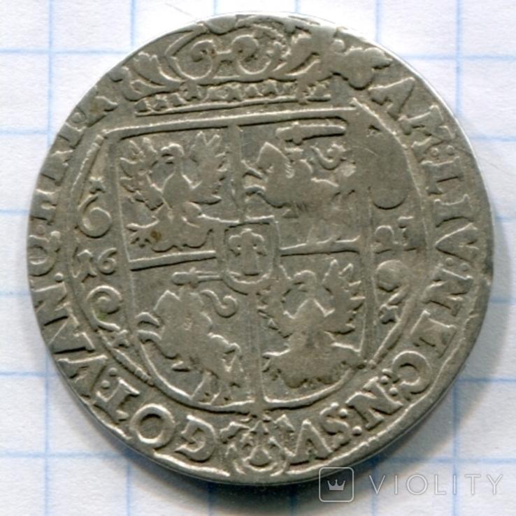 Сігізмунд ІІІ орт 1623 рік наплив над 23, фото №3