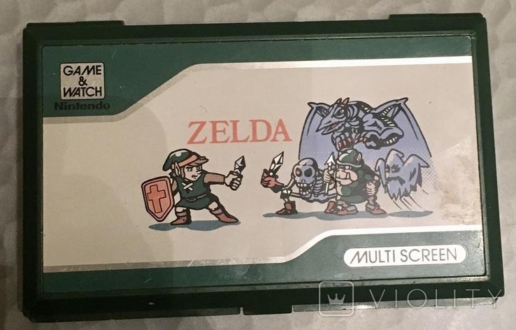 Nintendo ZELDA Multi Screen ZL-65 1989 г., фото №2