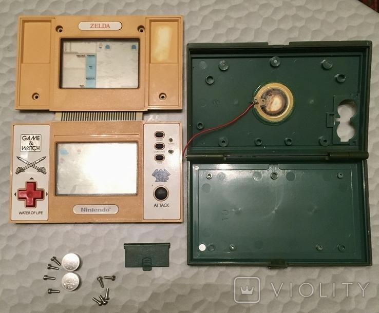 Nintendo ZELDA Multi Screen ZL-65 1989 г., фото №3