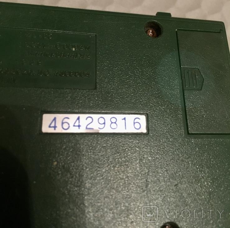 Nintendo ZELDA Multi Screen ZL-65 1989 г., фото №5