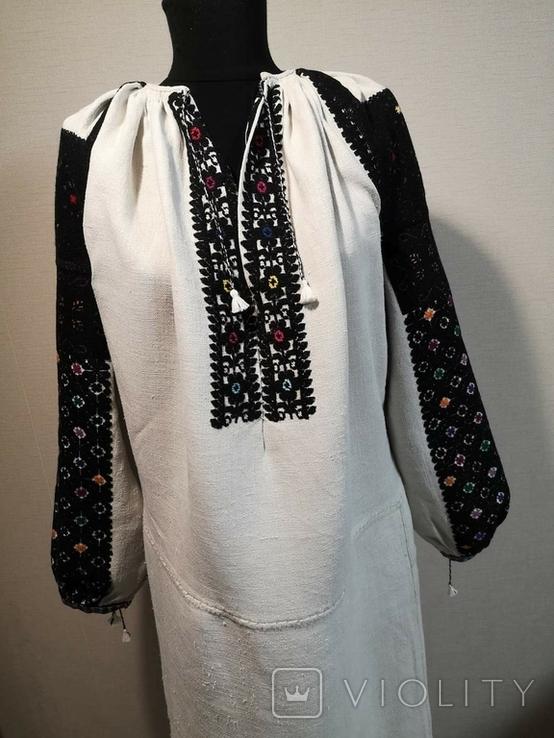 Борщівка - жіноча сорочка поч. 20ст, фото №3