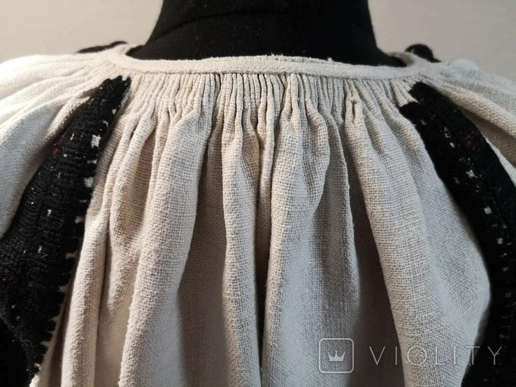 Борщівка - жіноча сорочка поч. 20ст, фото №8