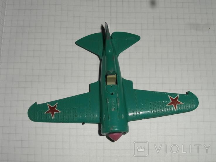 Самолёт И-16.металл.СССР, фото №3