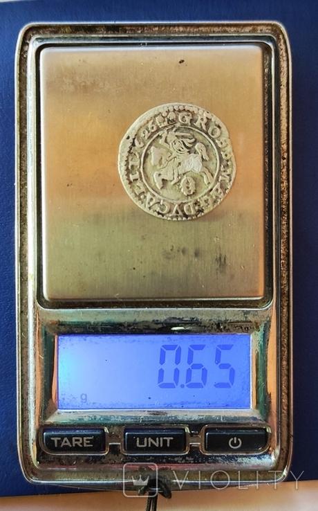 Грош 1626. Литва., фото №4