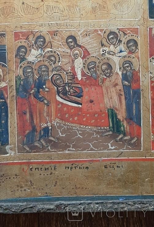 Икона воскресение праздники, фото №7
