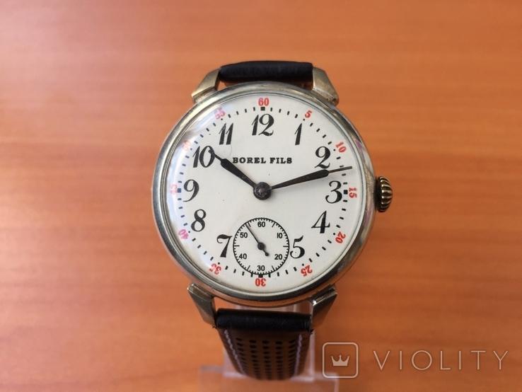 Часы Borel Fils Швейцария для Царской России, фото №2