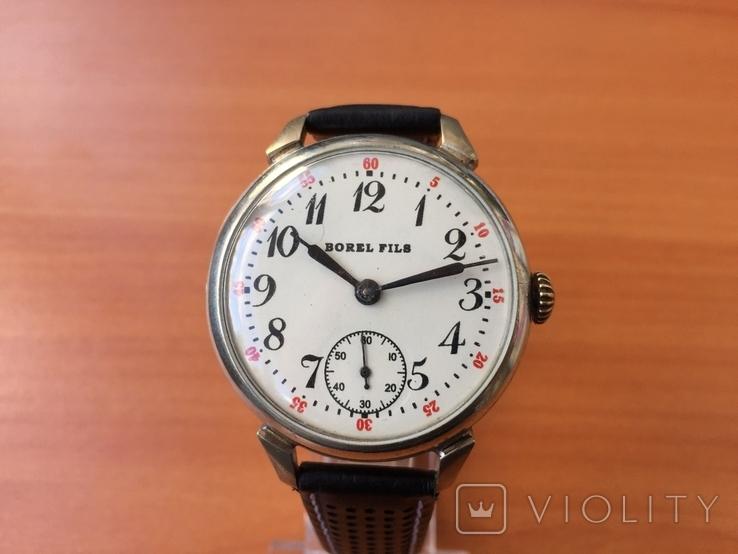 Часы Borel Fils Швейцария для Царской России, фото №3