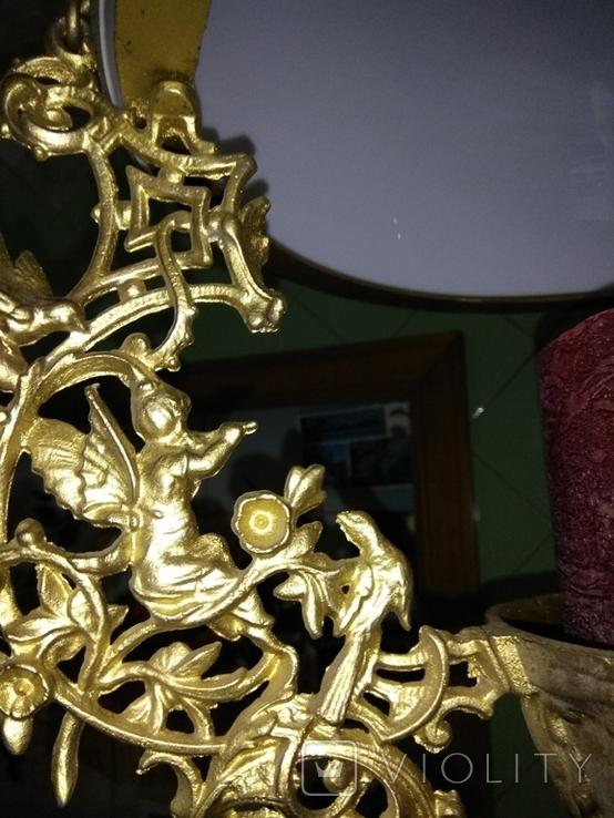 Потолочная керосиновая лампа., фото №6