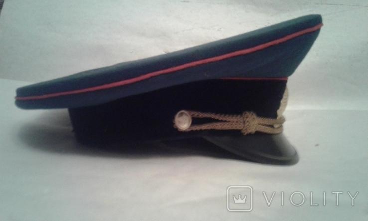 Офицерская-фуражка, фото №3