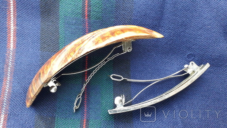 Дві заколки для волосся, фото №8