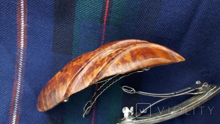 Дві заколки для волосся, фото №9