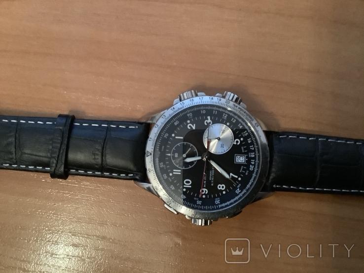 Мужские часы Hamilton H77612333, фото №8