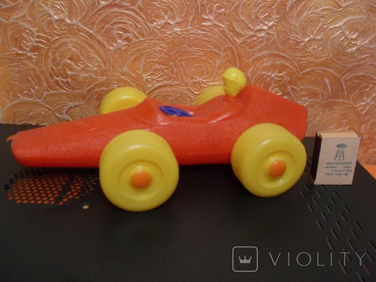 Гоночная машина№1, фото №5
