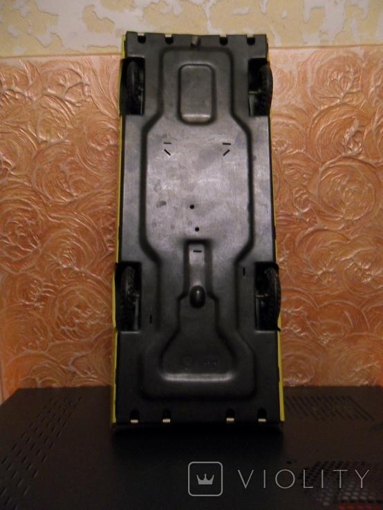 Металлическая машина ГАИ, 40 см., фото №11