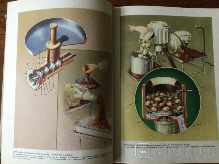 СССР Кулинария 1955 года 960 страниц Госторгиздат, фото №3